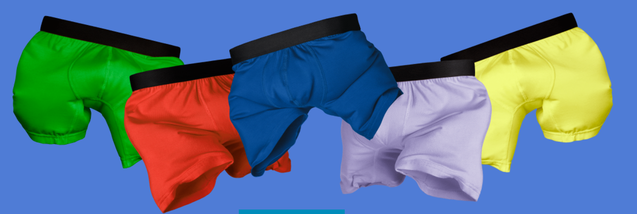 boxers couler confot meundies
